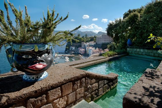 outdoor and lodge - maison la minervetta a sorrento: