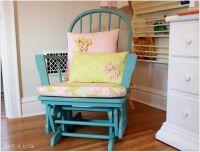 distressed rocking chair   DIY   Pinterest   Rocking ...