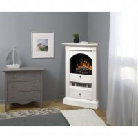Small Corner Electric Fireplaces | ... Gel Fuel Fireplaces ...