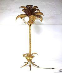 Brass Palm Tree Floor Lamp | Light Hearted | Pinterest ...