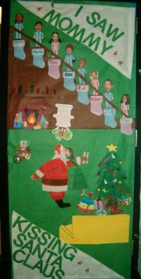 Door decorating, Christmas door and Ideas for christmas on
