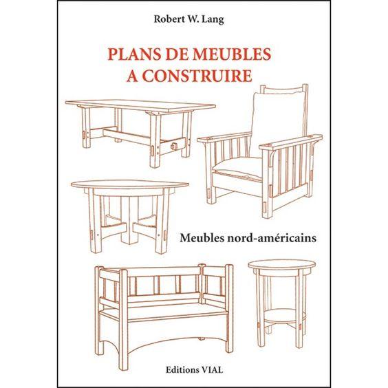 Plans de meubles  construire pdf  Table de lit a roulettes