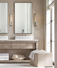 Rustic, Bath and Earthy bathroom on Pinterest