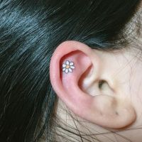 Earring tattoos are the coolest new accessory, and we love ...