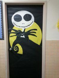 Nightmare before Christmas door | Classroom Ideas ...