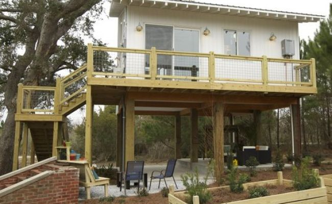 Waveland Tiny House Nation Mississippi Memory Home