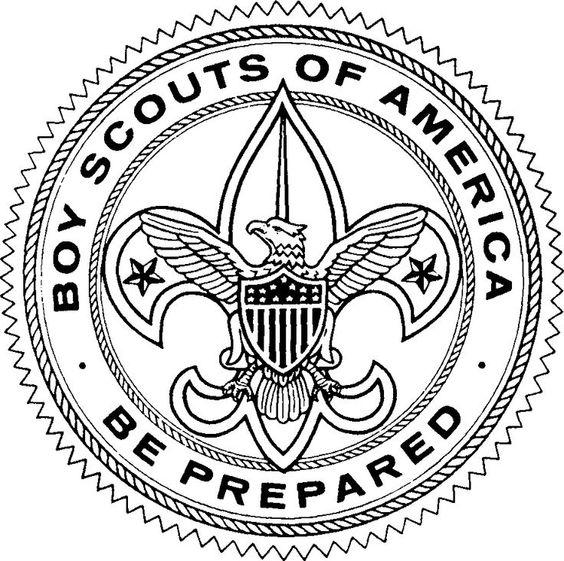Boy Scout Logo Printable