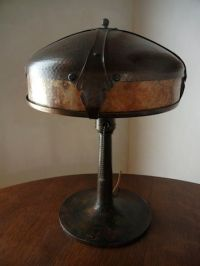 Roycroft, Table lamps and Lamps on Pinterest