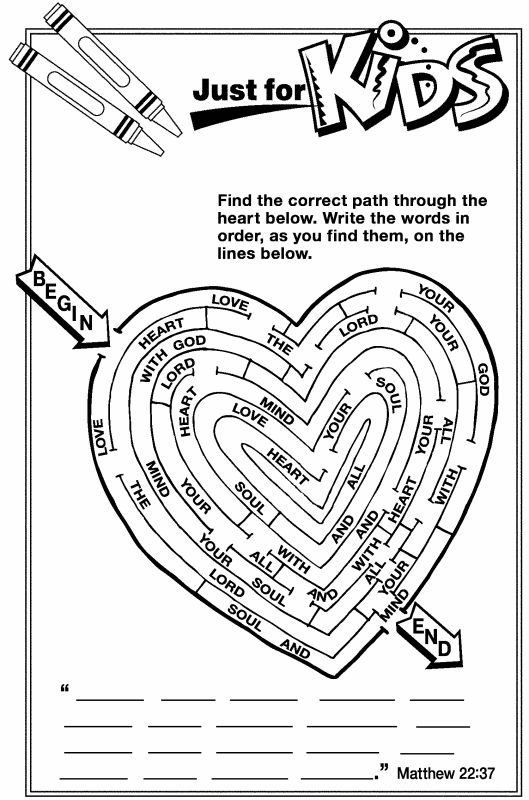 Love Thy Neighbor Coloring Sheets Printable Coloring Pages