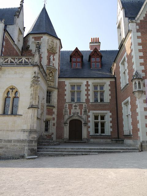 Le Clos Luce, Amboise, France  - Quite a walk to get here from the town square, but so worth it!: