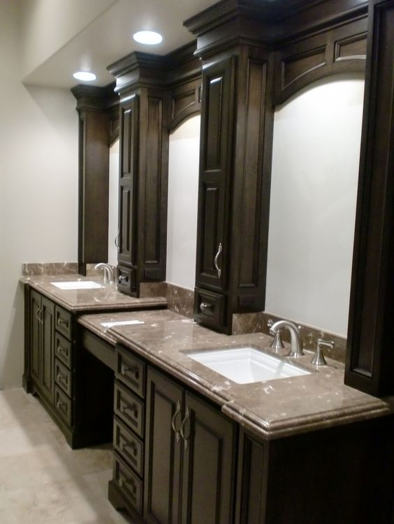 Master Bathroom Remodel  Bathroom Beauty  Pinterest