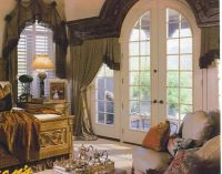 Window treatments, Wood valance and Valances on Pinterest