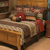 Adobe Vista Bedding Collection - With a southwestern style ...