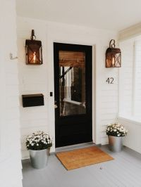 10 Creative Front Door Decor Ideas -Decorated Life
