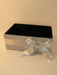 Wedding Program Box Amenities Box Bathroom Accessories Box ...