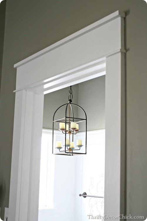 Door trims, Craftsman trim and Craftsman on Pinterest