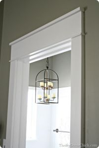 Door trims, Craftsman trim and Craftsman on Pinterest