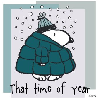 Time to bundle up!: