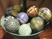 An Assortment Of English Carpet Balls Priced Each ...