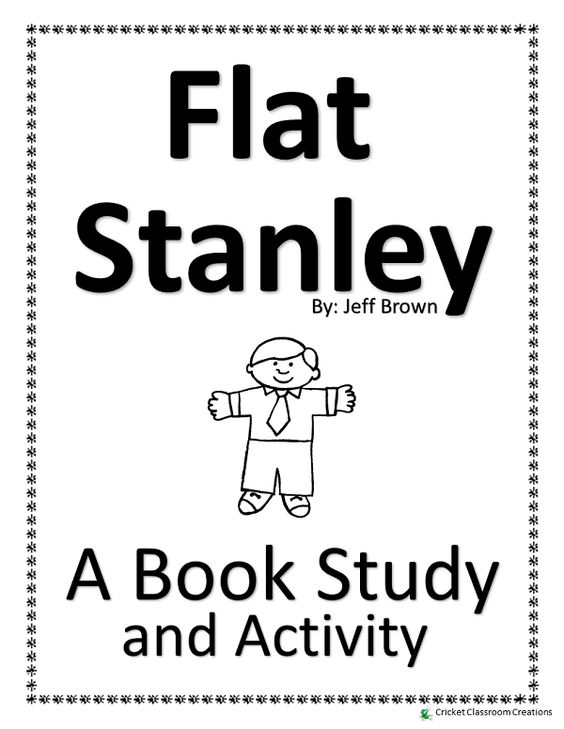 Flat Stanley Bundle: Book Study and Adventure By Mail