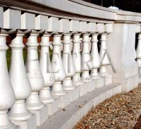 Stone Balustrades, exterior architectural, cast stone ...