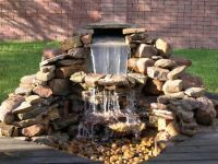 Building+A+Garden+Pond+Waterfall   Pond Waterfalls   Pumps ...