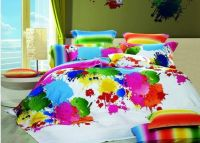Hot Sales Milk Cow Dotted King Bed Quilt/Doona/Duvet Cover ...