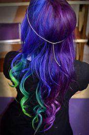 's galaxy hair hot