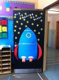 My kindergarten classroom door! | Door Decoration Ideas ...