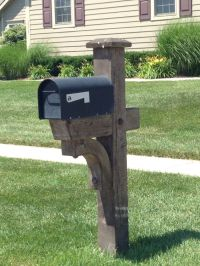 6X6 Mailbox Post Plans - Bing images
