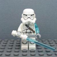 LEGO Star Wars ~ JEK 14 Minifigure ~ Jedi Scout Fighter ...