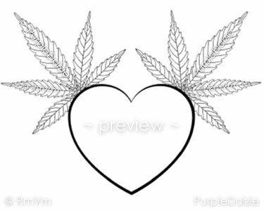 Cannabis leaf, Cannabis and Medical on Pinterest