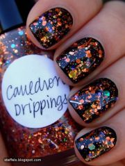 fall nail art design ideas manicures