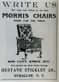 The Gustav Stickley Furniture Nobody Wants. What about ...