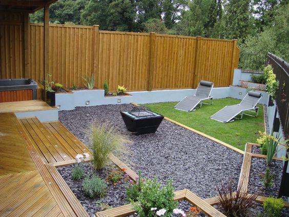 Small Backyard Ideas Recent Searchs Long Garden Ideas Rock