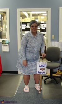 Granny lost her Dog Costume | Lost, Halloween and ...