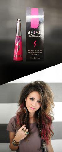 Sakura Pink Hair Chalk Hair Chalking Pastels Temporary ...