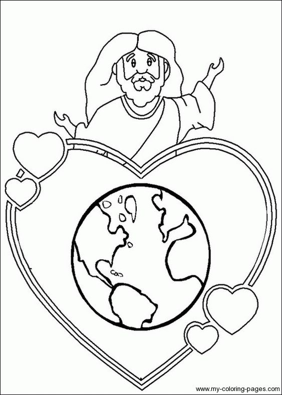 Church, Coloring pages and Coloring on Pinterest