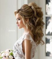 nice wedding and hairstyles