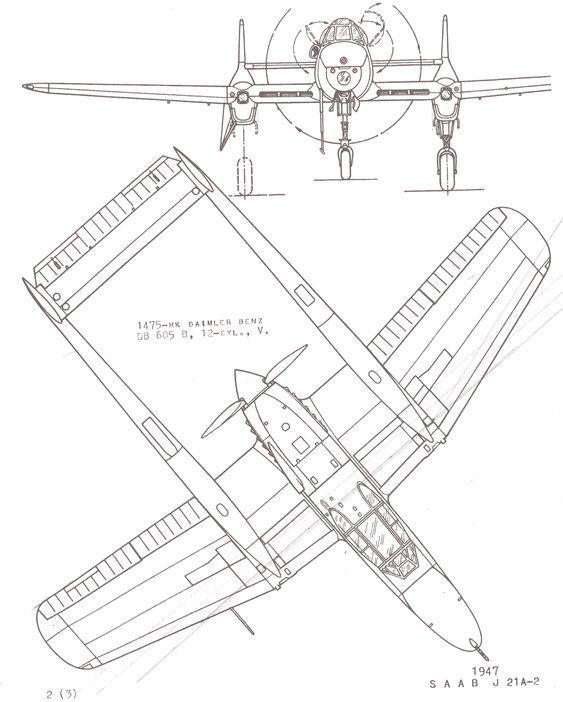 De Havilland Dh 112 Venom Airplane