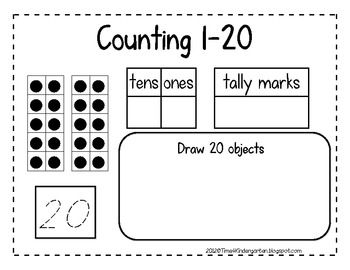 Learning numbers, Numbers and Place values on Pinterest