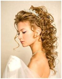 Veil hairstyles, Long curly hair and Long curly on Pinterest