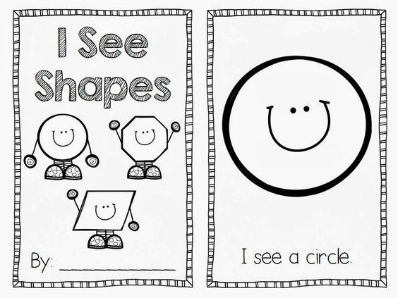 FREE shapes emergent reader https://www.facebook.com
