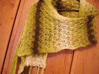 Loom knitted shawl | Crochet and Loom Knitting | Pinterest ...