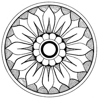 Clip art, Graphics and Mandalas on Pinterest