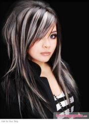 hair color ideas dark hair.hmmm