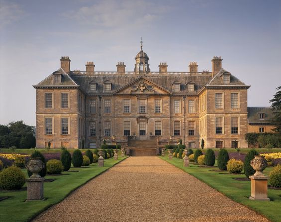 Belton House | Carolean architecture is England's only true vernacular style since the Elizabethan days.: