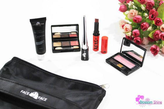 My Face2Face Makeup Collection