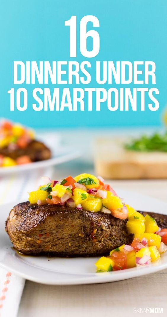 dinners under 10 smartpoints recipes on a budget and dinner
