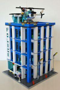 LEGO 60047 Police Station Modular MOD | Flickr - Photo ...